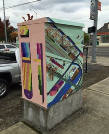 Tacoma Murals Project City Of Tacoma