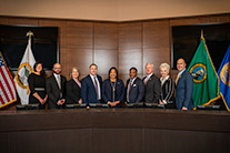 Photo of the Tacoma City Council