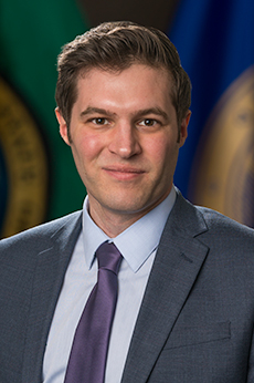 Photo of Council Member Justin Camarata