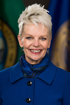 Photo of Council Member Lillian Hunter