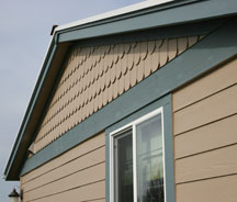 EnviroHouse siding