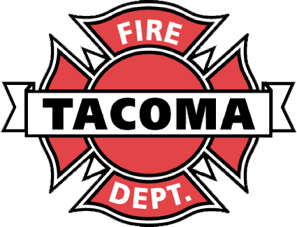 Tacoma Fire Department logo