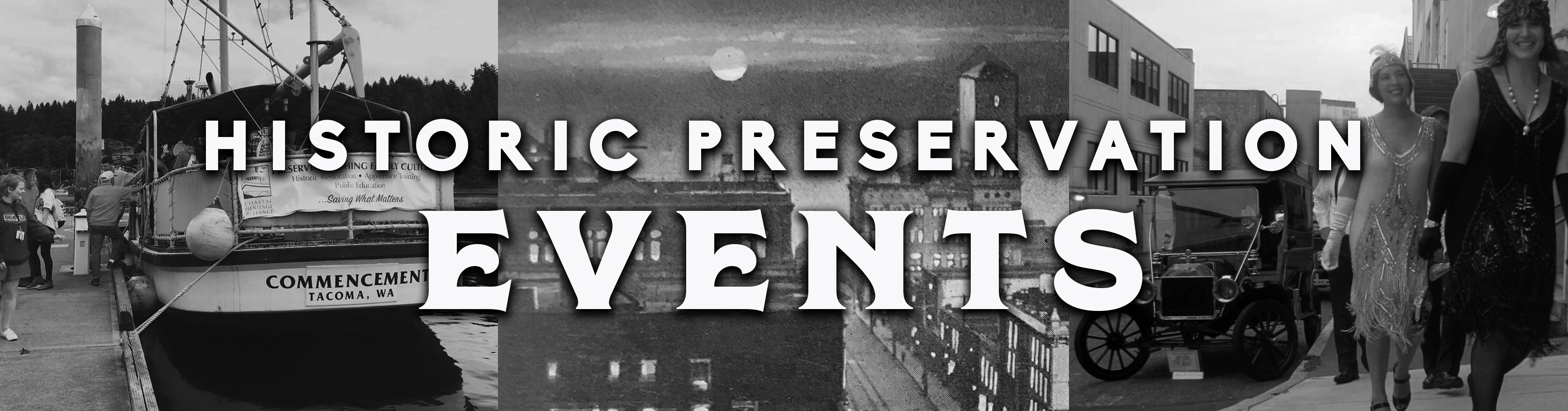 Historic Preservation Events