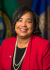 Photo of Mayor Victoria Woodards