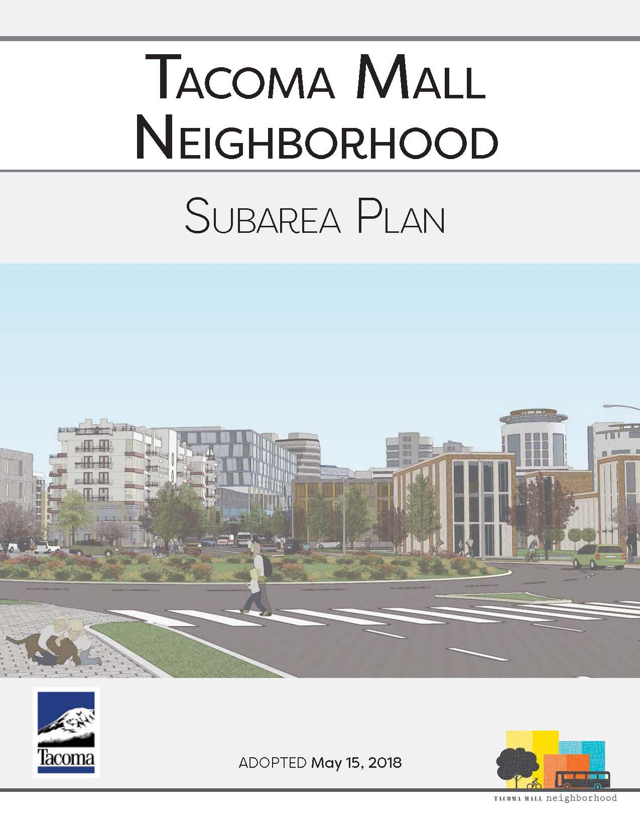 Tacoma Mall Neighborhood Subarea Plan