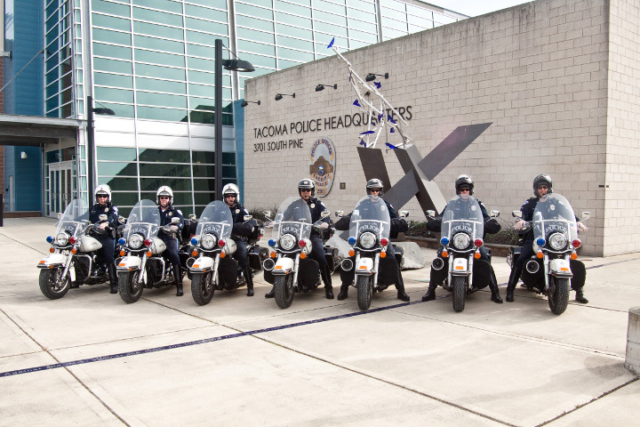 Traffic Unit Motorcycle Officers