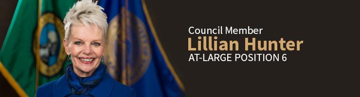 Lillian Hunter For City Council
